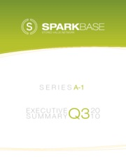 Sparkbase Executive Summary