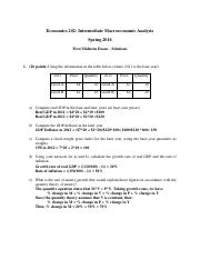 First Midterm Exam Solutions.pdf