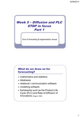 SMM Lecture 5 2014 PLC and STDP for Moodle (1)