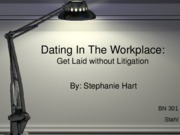 BN301-dating in the workplace