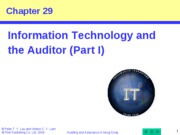 IC & A IT environment AA_Chapter_29.1