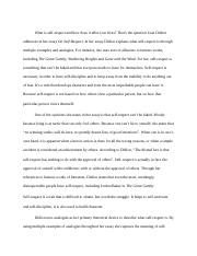 Selfrespect Didion  In Joan Didions Essay Titled On Selfrespect   Pages Self Respect Essay Good Essay Topics For High School also Buy Business Plan Online  Examples Of Essays For High School