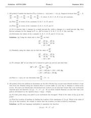 APPM 2350 Exam 2 Solutions