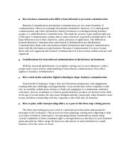 Fundamentals of Business Communication Email Announcement_Rev1