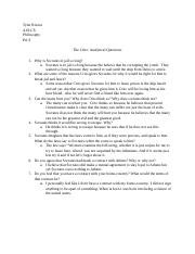 Crito Analytical Questions.docx