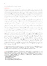 Management In Adattamento - Cafferata - Riassunto