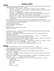 History of R&R Class Notes - 1.docx
