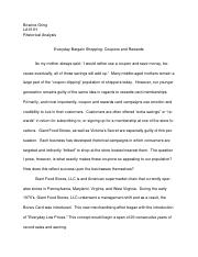 Rhetorical Analysis Paper (1)