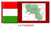 Region of Italy Student Project - La Campania