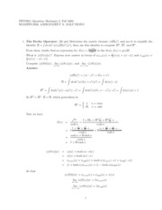 851HW9_09Solutions