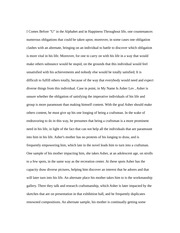 bless me ultima book report essay book report bless me ultima  3 pages asher lev essay ii