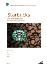 Starbucks project report.docx