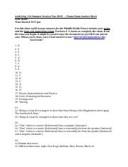 Anth-Ling 114 Summer Session Two 2015 --- FRAME EXAM ANSWER SHEET.docx