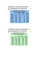 FAIR VALUE OPTIONS NOTES - Notes for fair value option