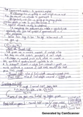 BUS 405- Government Waste Notes