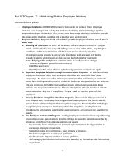 Bus 153 Chapter 12 Instructor Notes New.docx