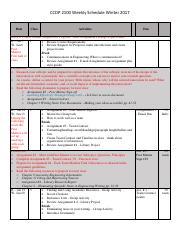 2-Weekly Schedule CCDP.pdf