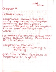 ITM 220 Collaboration Notes