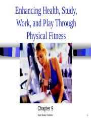PPT CH 9 Fitness 4.ppt