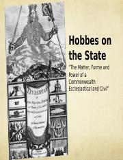 Hobbess Theory of the State.pptx