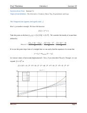 Lecture 10 The Derivative, Notation, Basic Trig, Exponentials.pdf