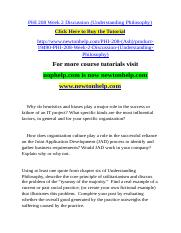 phi 103 week 1 discussion 1 ashford university Tutorialrank is a online tutorial store we provides ashford phi 103 week 3 dq 1 (considering the fallacies discussed in chapter four).