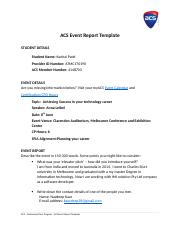 ACS Events one.docx