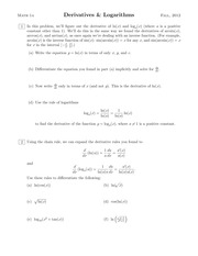 17-logarithms, featuring solutions