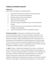 FINANCIAL STATEMENTS ANALYSIS aaa.docx