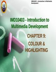 IMDChapter9-colorhighlight
