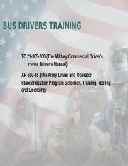 bus driving.ppt