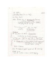 notes - k.380 and exposition