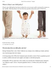 What is China's one-child policy.pdf