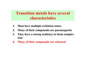 transition metal 3