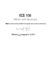 01ECE108HW1withsolutions2011