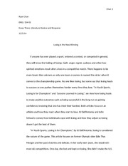 Essay 3 Final Revised