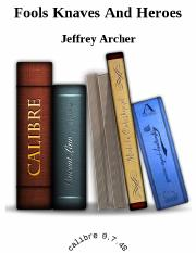 And Thereby Hangs A Tale Jeffrey Archer Pdf