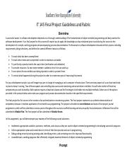 it145_final_project_guidelines_and_rubric