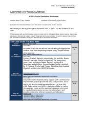 eth 316 week 3 ethics game simulation Hcs 478 week 2 individual assignment ethics game simulation resources:  hcs 478 week 2 individual assignment ethics game simulation  eth 316 eth 321  fin 200.