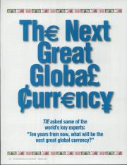 the next global currency