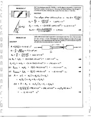 113_Mechanics Homework Mechanics of Materials Solution