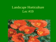H100Lec#19 On Lancscape Hort