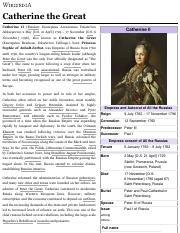 Catherine the Great - Wikipedia.pdf