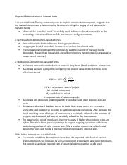 Chapter 2 Determination of Interest Rates.docx