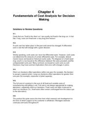 liquid chemical company case solution