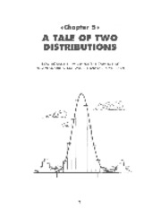 A Tale of Two Distributions