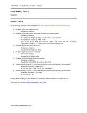 7012_Study Notes Topic 3_LU22022017