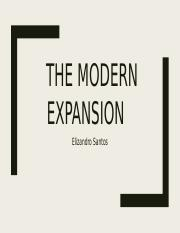 The Modern Expansion copy.pptx