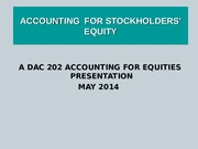 ACCOUNTING_FOR_SHAREHOLDER_S_EQUITY.ppt