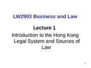 BLAW lecture1